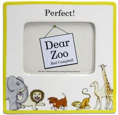dear zoo picture frame Zoo Birthday, First Birthday Parties, First Birthdays, Zoo Party Themes, Party Ideas, Dear Zoo Party, Zoo Pictures, My Baby Girl, Cute Designs
