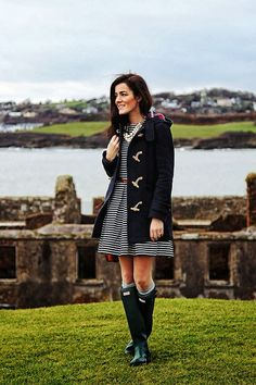 Classy Girls Wear Pearls: perfect outfit for Ireland!