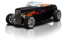 1932 Ford Roadster Black