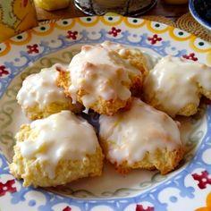 Ricotta cookies - Lidia's Egg-Citing Farm Adventure by Lidia Bastianich and Renée Graef | Jama's Alphabet Soup