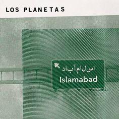"Los Planetas :: ""Islamabad"""