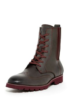 90c4d8f2eb3e The Best Men s Shoes And Footwear   Calvin Klein – Gale Wingtip Lace-Up Boot