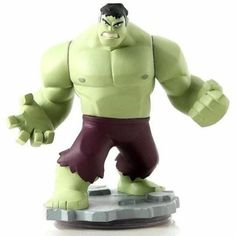 Unleash your inner hero with Disney Infinity Hulk. This interactive figure plugs into your Disney Infinity base (sold separately) to smash the bad guys as Marvel's Incredible Hulk. Hulk Character, Character Design, Character Ideas, Figuras Disney Infinity, Legos, Disney Infinity Characters, Infinity Art, Theme Tattoo, Incredible Hulk
