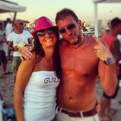 Happy Birthday my great friend Flavia...! #happybirthday #onthebeach #sottomarina #summer2012 #italy #partybeach     Franco Valerio Valentini ® - @francovalevale » Instagram Profile » Followgram