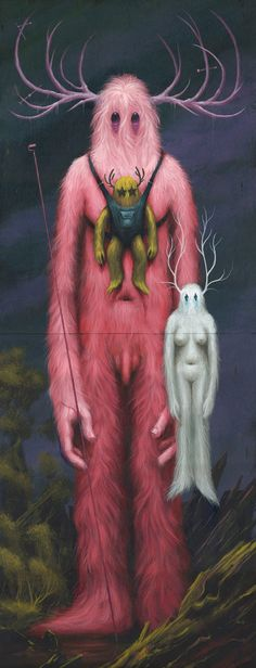 Jeff Soto- Selected Works