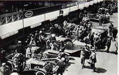 LE MANS 1925 - EHP DT Speciale #38 - Marcel Benoist - Michel Doré