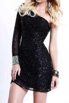 Enchanted Elegance Cocktail Dress