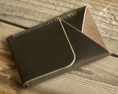 Inkleaf Leather Double-Cross Wallets