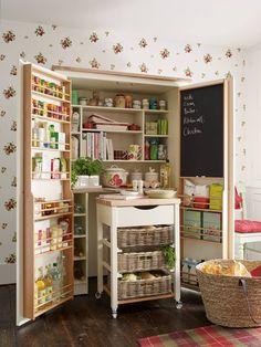 Alacena y carrito auxiliar Dorset : Muebles de cocina de Laura Ashley Decoración