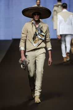 Etro SS 2014 Fashion Show & More Details