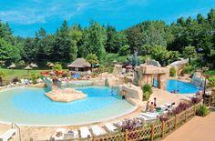 Camping Domaine des Ormes : location en mobil home à Dol de bretagne. Réservation de vacances Ille et Vilaine.