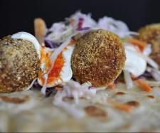 Recipe Crunchy Carrot Falafel by foodieforever - Recipe of category Main dishes - vegetarian