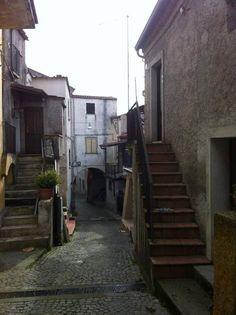 Serra D'Aiello (Cs) - I Pendini
