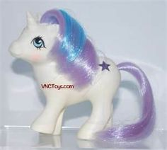vintage my little pony toys -I had this one!
