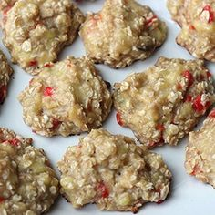 Make a breakfast on the go for you and your little ones with these oatmeal cookies. Mix up the flavors using different instant oatmeal packs.