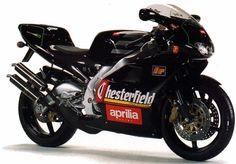 #motorcycles #motocicletas Aprilia RS250 Replica