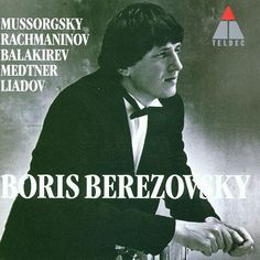"De álbum ""Russian Piano Music"" del Boris Berezovsky en Napster"