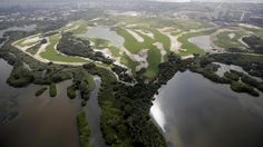 Does golf belong at the Olympic Games?