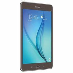 Samsung Galaxy Tab A Wi-Fi Tablet - Quad Core - Lollipop - Smoky Titanium  #Samsung
