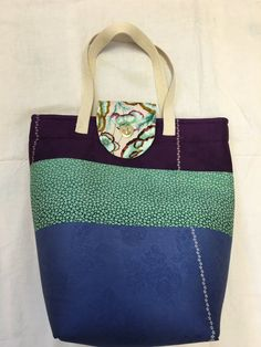 Tote Bag by MondayBags on Etsy