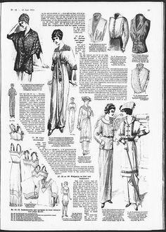 bandeau brassiere from 1914 De Gracieuse