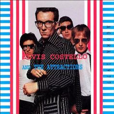 The other Elvis.......Costello.