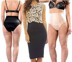 f6e9b7ffbd567 Flat tummy pants for your Slim fitted summer dresses  ) Available at  www.femshaper