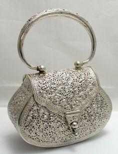 sterling handbag - beautiful