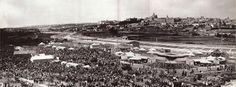 La pradera de San Isidro, en 1920