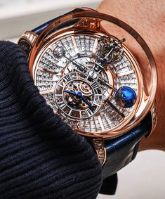 Jacob & Co' Astronomia Solar Tourbillon