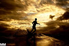 These Epic Surfing Photos Will Make You Want To Hit The Waves - Surf Photographer Morgan Maassen travels the world in search of good surf and good photos. These were taken mostly in Hawaii, California, and Fiji; here are the mesmerizing Surfing Photos, Sea Waves, Digital Portrait, Byron Bay, First Photo, Cool Photos, Around The Worlds, Ocean, Beach