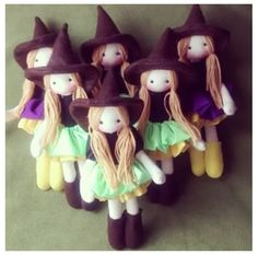 Paola Pincheira witches