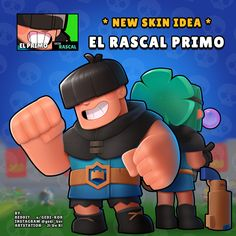 BRAWL STARS Fanart (Skin design), Ji Un Ki - Best Picture For diy home decor For Your Taste You are looking for something, and it is going to - Lucas Arts, Game Development Company, Two Player Games, Star Character, Wallpaper Iphone Disney, Clash Royale, Cartoon Games, Star Art, Nintendo