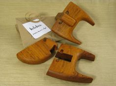 Acoustic Guitar Hanger  Brazilian Cherry by holobox on Etsy