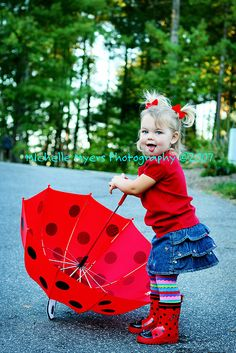 ladybug!! i need the shoes and umbrella for my emmerson!!!