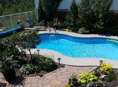 Piscine creusée | Inground Pool