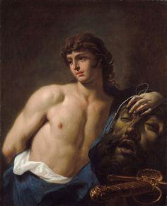 The Victory of David over Goliath, Sebastiano Ricci