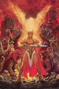 Weird Science: He-Man and The Masters of The Universe #18 Review ...