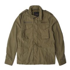 DEUS EX MACHINA Clay M65 Jacket. #deusexmachina #cloth #
