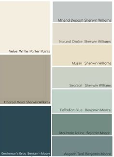 Color Palette For My Wedding