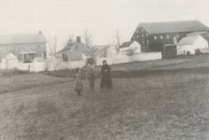 The George Spangler Farm, circa 1890, shows the house, barn and small outbuildings such as the smokehouse and summer kitchen. It is the best surviving example of a farm used as a corps field hospital during the Battle of Gettysburg, where upwards of 1900 men were treated and where the beloved Confederate General Lewis Armistead died.