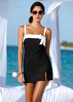 Trendy Beachwear for the Summer beachwear Discovred by : Azza Shesheny Clothes For Summer, Summer Outfits, Clothes For Women, Dress Summer, Estilo Resort, Looks Style, My Style, Bikini Mode, Jolie Lingerie