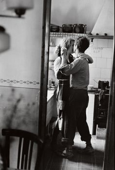 Kitchen love, every day love, real love