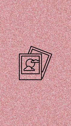 Pink Instagram, Instagram Frame, Instagram Logo, Instagram Design, Instagram Feed, Iphone Wallpaper Images, Cute Wallpapers, App Covers, Insta Icon