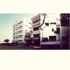 After Chandigarh was completed, architects who worked for Le Corbusier must've influenced modern architecture in India