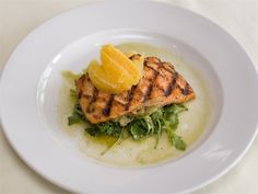 Dukan Diet - Attack Phase - Grilled Citrus Salmon