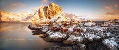 [ Hamnøya ] by Deryk Baumgärtner on 500px