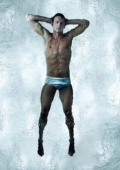 Ryan Lochte, excuse me while I mop up my own drool
