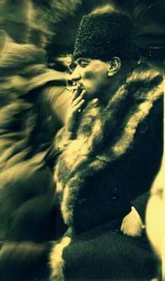 Atatürk Balıkesir ergama. 08.02.1923