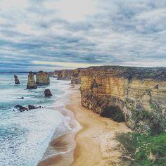 #12apostles #greatoceanroad #australia by jpeagreen http://ift.tt/1ijk11S